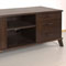 TV Cabinet in dark oak
